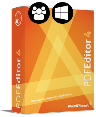 PdfEditor 3.0 Professional Network License