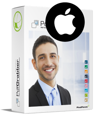 PdfGrabber 8.0 Professional Mac-Edition