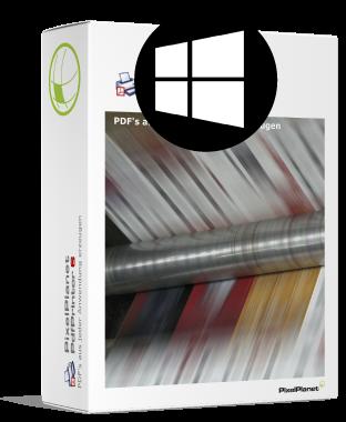 Erzeugen Sie PDFs aus jeder Windows Anwendung über einen virtuellen Drucker