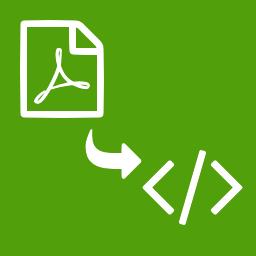 PDF en HTML