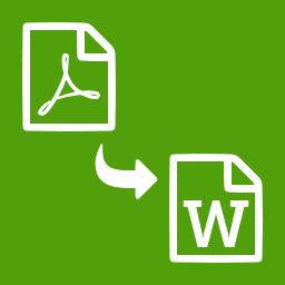 PDF zu Word