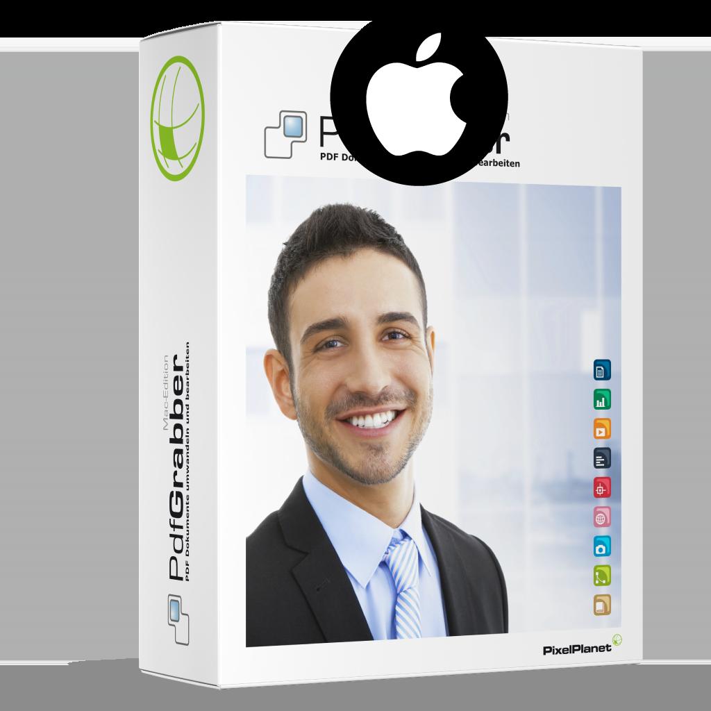 Boxshot: PdfGrabber Mac-Edition